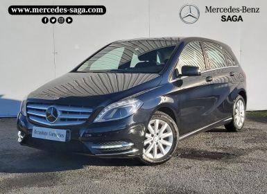 Vente Mercedes Classe B 180 CDI Design Occasion