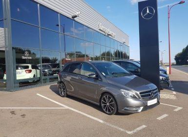 Voiture Mercedes Classe B 180 CDI Fascination Occasion