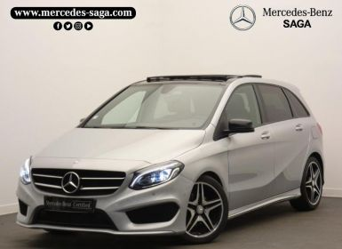 Vente Mercedes Classe B 180 CDI Fascination 7G-DCT Occasion