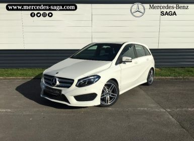 Voiture Mercedes Classe B 180 d 109ch Business Executive Edition 7G-DCT Occasion