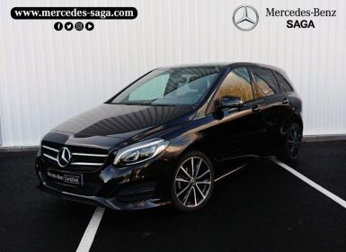 Vente Mercedes Classe B 180 d 109ch Business Executive Edition 7G-DCT Occasion
