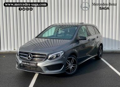 Achat Mercedes Classe B 180 d 109ch Fascination Occasion