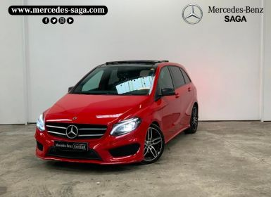 Achat Mercedes Classe B 180 d 109ch Fascination 7G-DCT Occasion