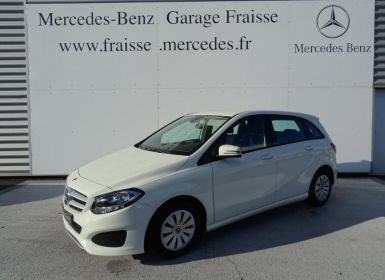 Vente Mercedes Classe B 180 d 109ch Intuition Occasion