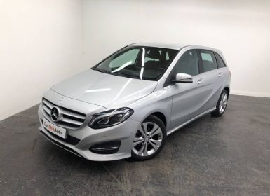 Achat Mercedes Classe B 180 d 7-G DCT Inspiration Occasion