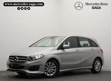 Vente Mercedes Classe B 180 d Business Occasion
