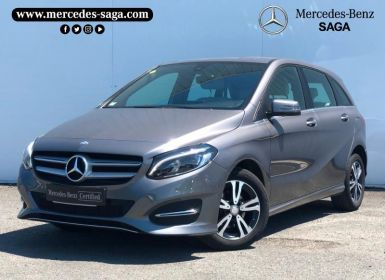 Voiture Mercedes Classe B 180 d Business 7G-DCT Occasion
