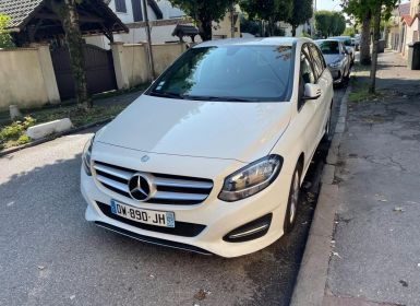 Vente Mercedes Classe B 180 d - BV 7G-DCT Inspiration PHASE 2 Occasion
