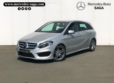 Vente Mercedes Classe B 180 d Sport Edition 7G-DCT Occasion