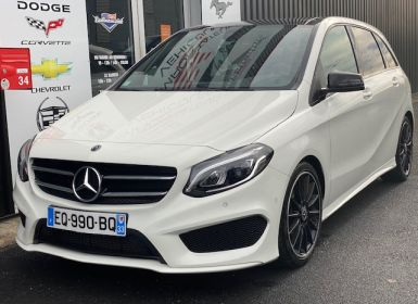 Vente Mercedes Classe B 180 FASCINATION 7G-DCT AMG Occasion