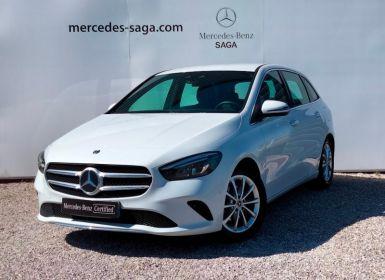 Vente Mercedes Classe B 180d 116ch Progressive Line Edition Occasion