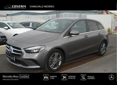 Achat Mercedes Classe B 180d 116ch Style Line Edition 7G-DCT Occasion