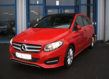 Voiture Mercedes Classe B 2 II (2) 200 CDI INTUITION Occasion
