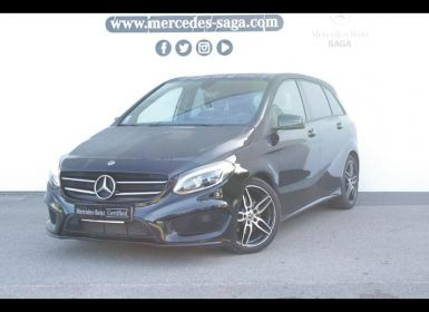 Mercedes Classe B 200 156ch Fascination 7G-DCT Euro6d-T
