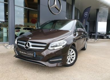 Voiture Mercedes Classe B 200 156ch Inspiration 7G-DCT Occasion