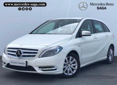 Mercedes Classe B 200 CDI Design 7G-DCT Occasion