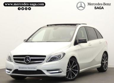 Voiture Mercedes Classe B 200 CDI Fascination 7G-DCT Occasion