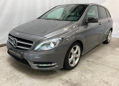 Vente Mercedes Classe B 200 CDI Fascination 7G-DCT Occasion