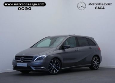 Achat Mercedes Classe B 200 CDI Fascination 7G-DCT Occasion