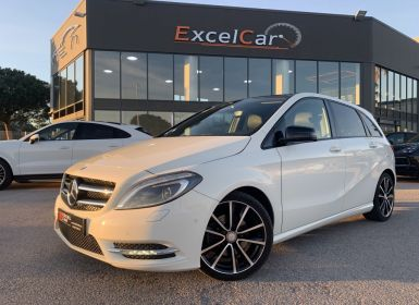 Vente Mercedes Classe B 200 CDI FASCINATION BLUEEFFINCIENCY 7-G DCT Occasion