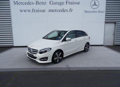 Vente Mercedes Classe B 200 CDI Sensation 4Matic 7G-DCT Occasion