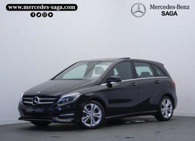 Vente Mercedes Classe B 200 CDI Sensation 7G-DCT Occasion