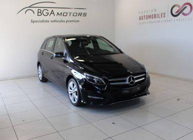 Achat Mercedes Classe B 200 d 7-G DCT Sensation Occasion