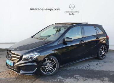 Acheter Mercedes Classe B 200 d Fascination 7G-DCT Occasion