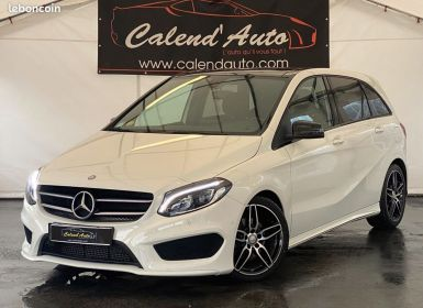 Vente Mercedes Classe B 200 D Fascination Pack AMG 4Matic 7G-Dct 25'000 Km GPS TO Caméra 4x4 Occasion