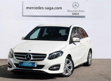 Vente Mercedes Classe B 200 d Sensation 7G-DCT Occasion