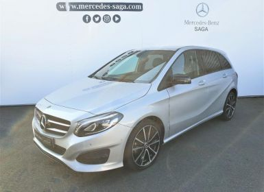 Vente Mercedes Classe B 200d 136ch Business Executive Edition 7G-DCT Occasion