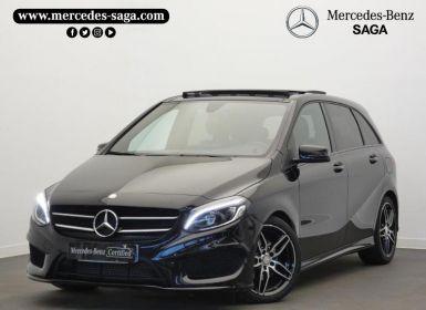 Vente Mercedes Classe B 200d 136ch Fascination Occasion
