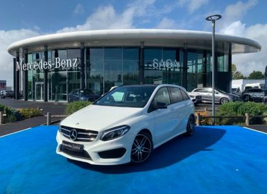 Achat Mercedes Classe B 200d 136ch Fascination 7G-DCT Occasion