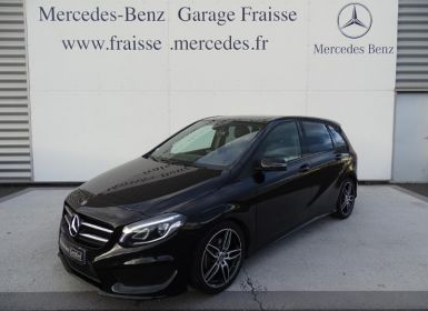 Vente Mercedes Classe B 200d 136ch Fascination 7G-DCT Occasion