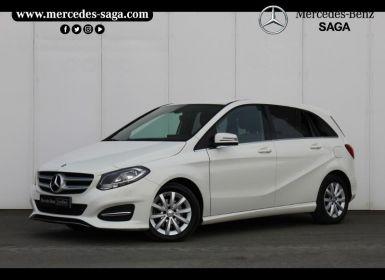 Vente Mercedes Classe B 200d 136ch Inspiration 7G-DCT Occasion