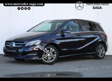 Voiture Mercedes Classe B 200d 136ch Sensation 7G-DCT Occasion