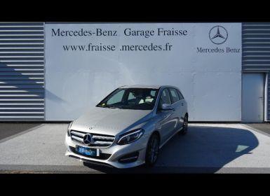 Achat Mercedes Classe B 200d 136ch Sensation 7G-DCT Occasion