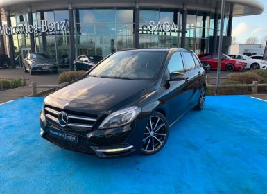 Achat Mercedes Classe B 220 CDI Fascination 7G-DCT Occasion