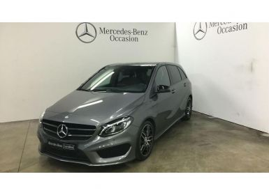 Voiture Mercedes Classe B 220 d 177ch Fascination 4Matic 7G-DCT Occasion