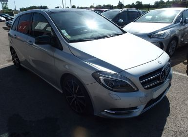 Voiture Mercedes Classe B (W246) 180 CDI FASCINATION 7G-DCT Occasion