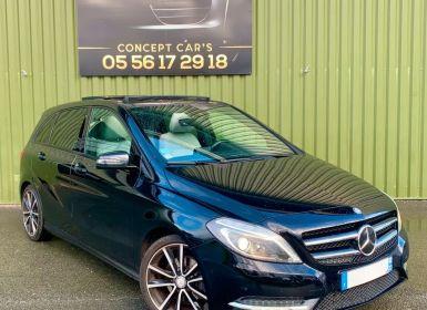 Vente Mercedes Classe B (W246) 200 CDI FASCINATION, NOIR, 7cv Occasion