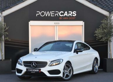 Mercedes Classe C 180 | COUPE | AMG | AIRMATIC | PANO | LEDER | NAVI Occasion