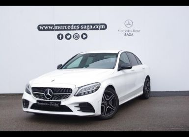 Voiture Mercedes Classe C 180 1.6 156ch AMG Line 9G-Tronic Occasion