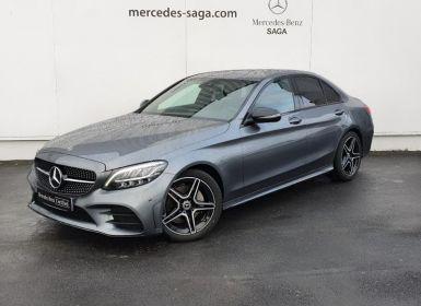 Vente Mercedes Classe C 180 1.6 156ch AMG Line 9G-Tronic Occasion