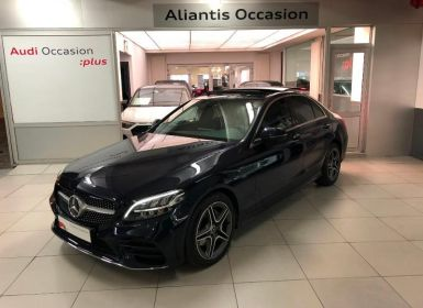 Vente Mercedes Classe C 180 1.6 156ch AMG Line 9G-Tronic Occasion