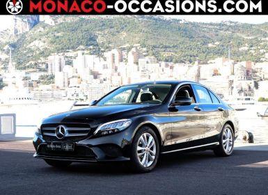 Vente Mercedes Classe C 180 1.6 156ch Avantgarde Line 9G-Tronic Occasion