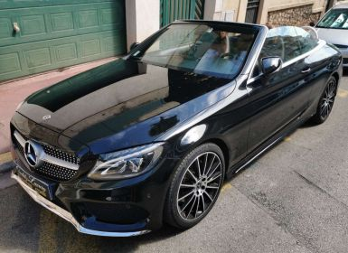 Achat Mercedes Classe C 180 Cabriolet 9G-Tronic Fascination Occasion
