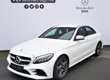 Mercedes Classe C 180 d 122ch AMG Line 9G-Tronic Occasion