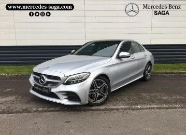 Achat Mercedes Classe C 180 d 122ch AMG Line 9G-Tronic Occasion