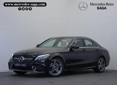 Mercedes Classe C 180 d 122ch AMG Line 9G-Tronic Occasion